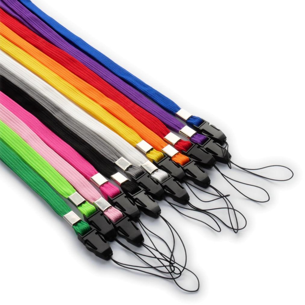 4 Farben trage.band/® Robustes Umh/ängeband//Trageband//Schlaufe